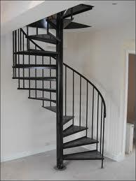 лестницы металлические винтовые фото